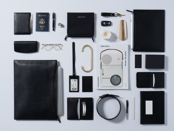 Travel Essentials from Haerfest