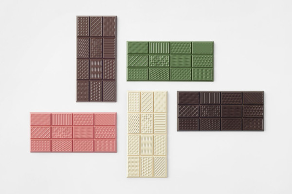 Nendo Chocolatexture