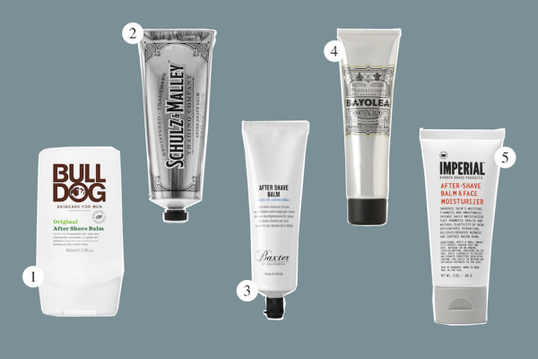 Top Five: After Shave Balm