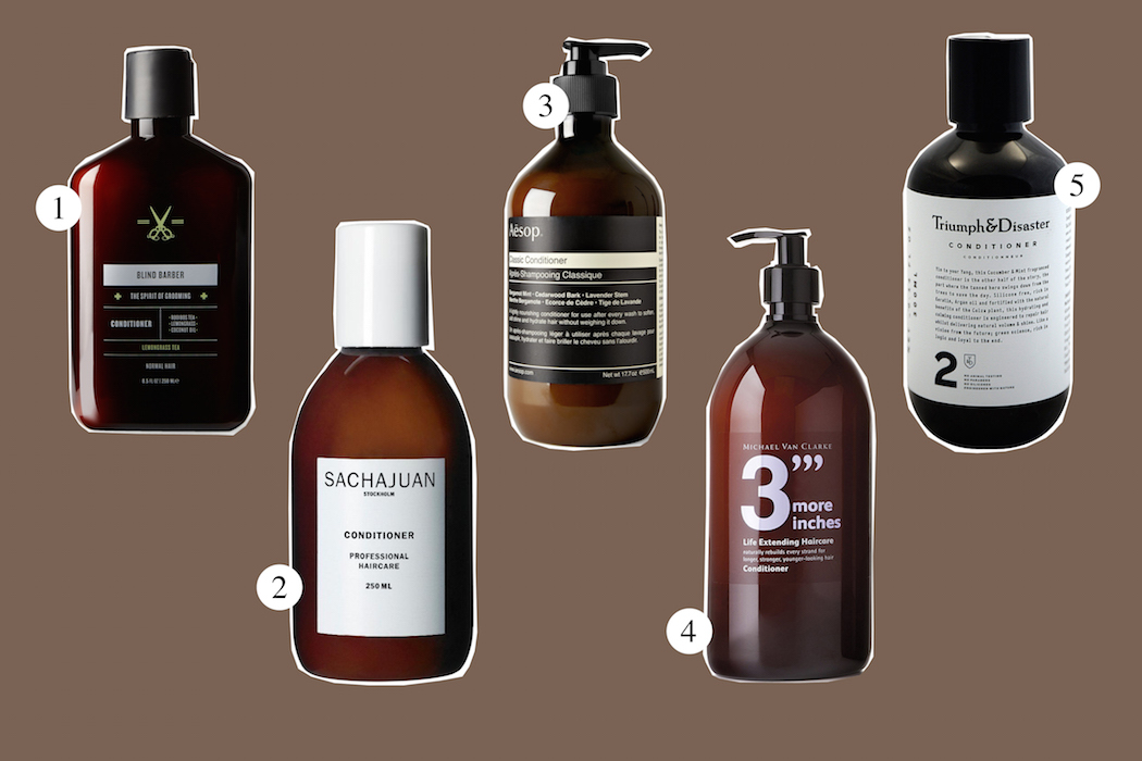 Top Five: Conditioner