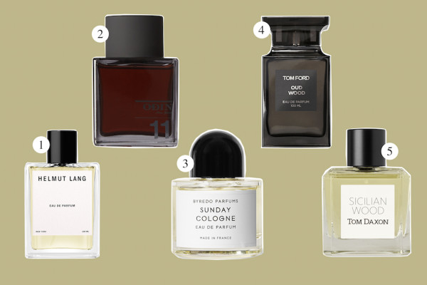 Top Five: Eau de Parfum