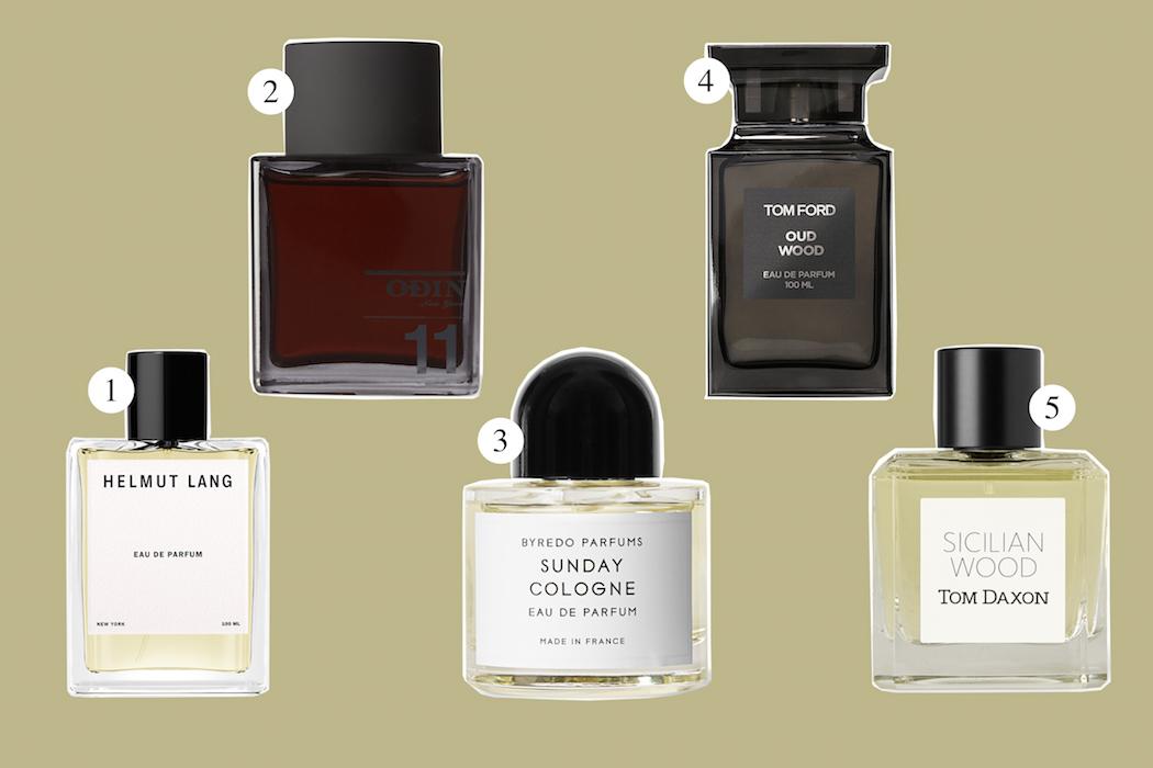 Top Five: Eau de Parfum