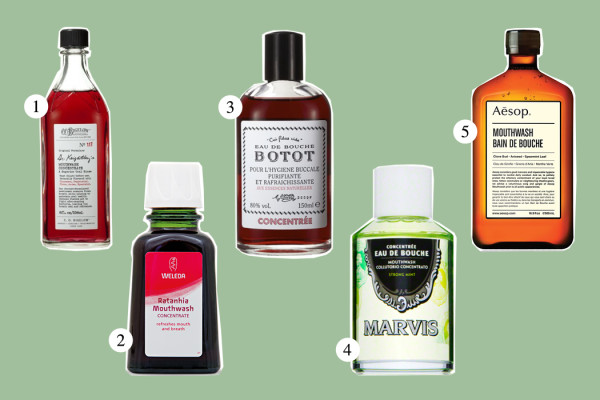 Top Five: Mouthwash