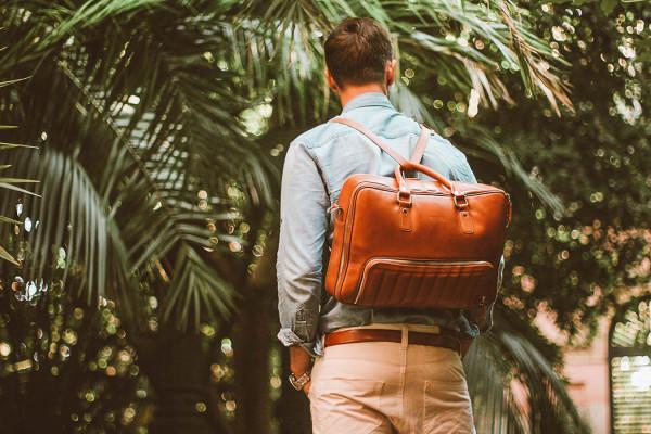48hr Classic Travel Bag