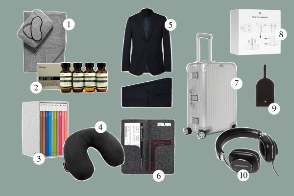 Best Of: Travel Essentials