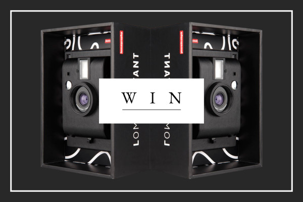 WIN: Lomo'Instant Black