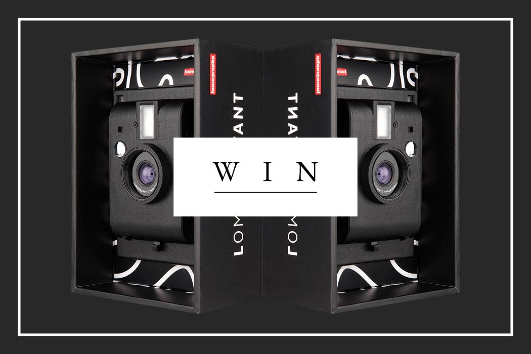WIN: Lomo'Instant Black