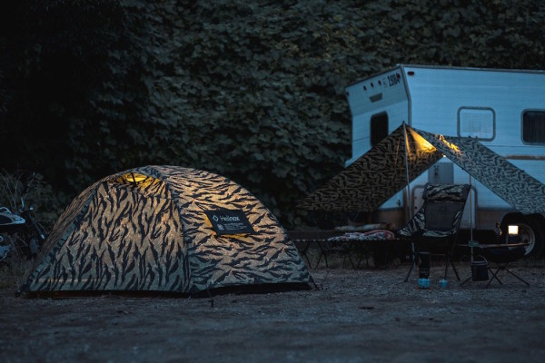 "Neighborhood x Helinox ""Tiger"" Camping Set"