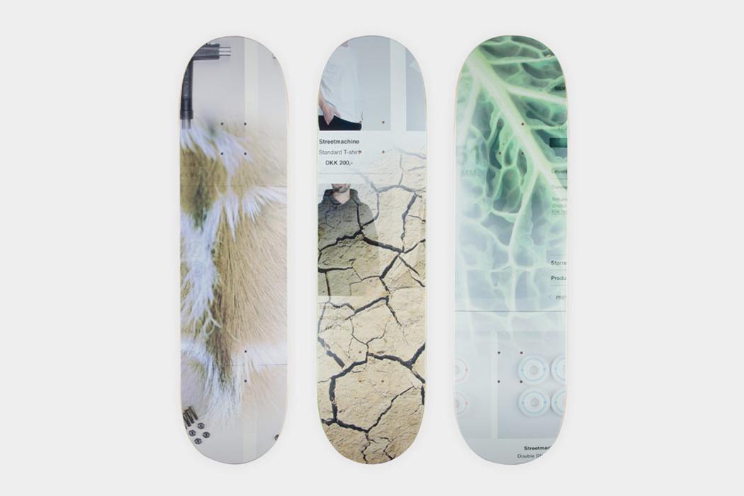 Streetmachine Artist Edition Skate Decks