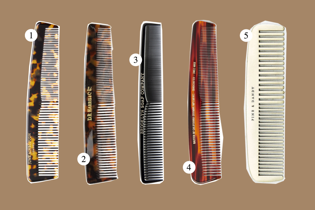 Top Five: Comb