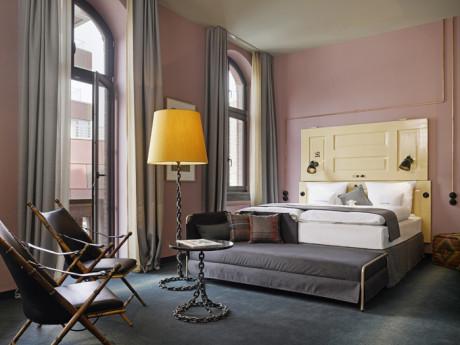 25hours Hotel Altes Hafenamt Hamburg