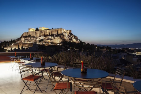 The AthensWas Hotel in Athen