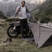 Motorcycle Bivouac by Exposed thumbnail