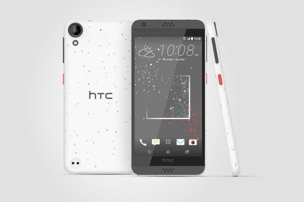 HTC Desire Micro Splash Smartphones