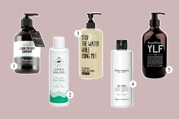 Top Five: Body Wash