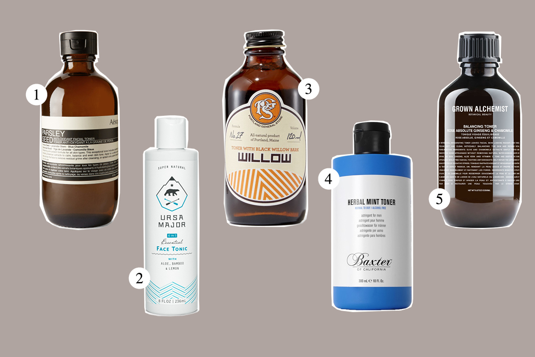 Top Five: Facial Toner