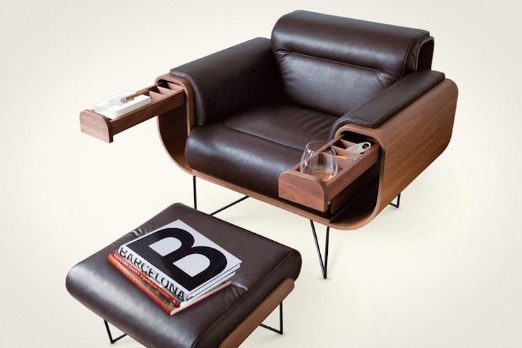 Smokers Armchair By El Puristadaan