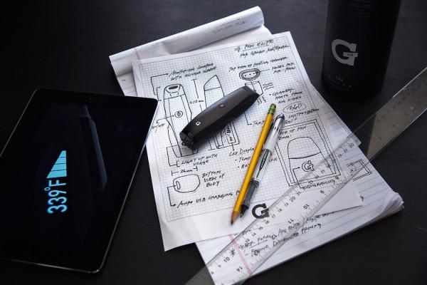 G Pen Elite Vaporizer by Grenco Sience
