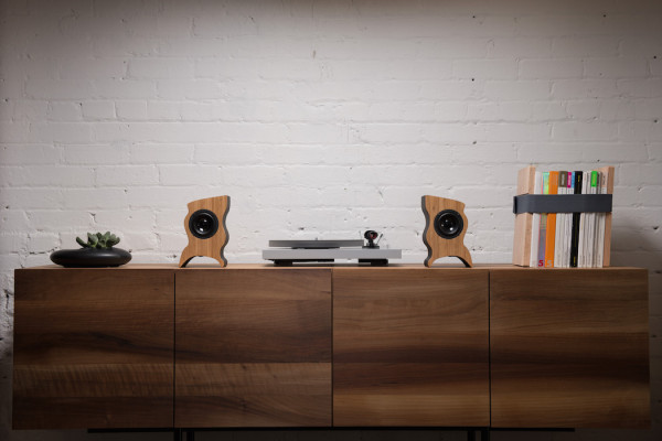 Talisman Speakers by Serene Audio