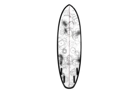 Stampd x Futura Surfboards