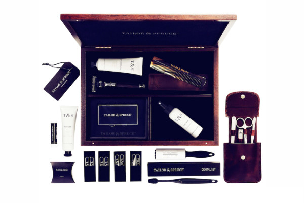 Trove Grooming Kit by Tailor & Spruce