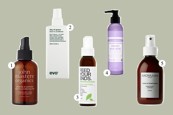 Top Five: Leave-In Conditioner