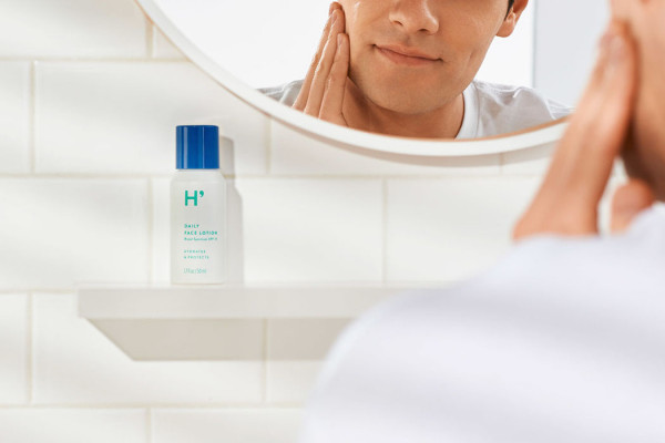 Daily Face Lotion and Lip Balm by Harry's