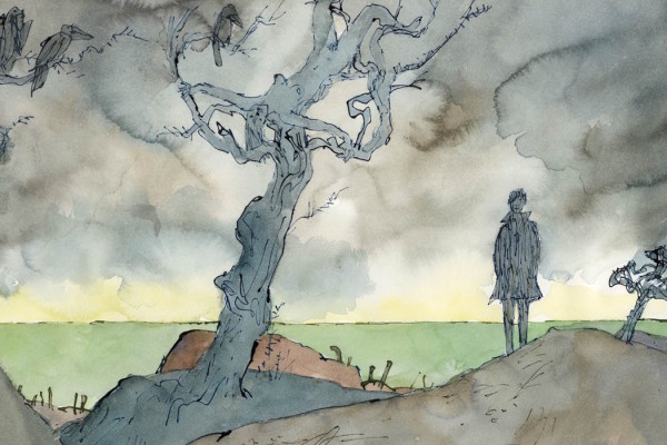 Album: The Colour In Anything by James Blake