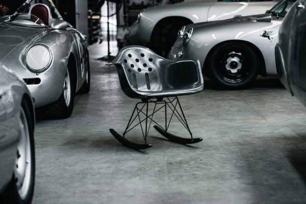 Luftgekühlt x Modernica Case Study Chairs