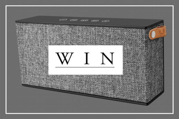 Win: Rockbox Chunk Fabriq Edition by Fresh 'n Rebel