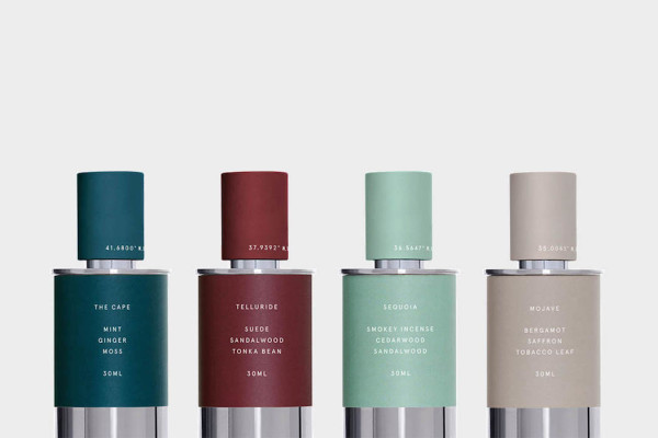 Abbott Scents inspired by Adventures