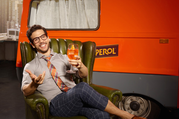 "Aperol presents ""The Sunny Side Of Life"" Sponsored Video"