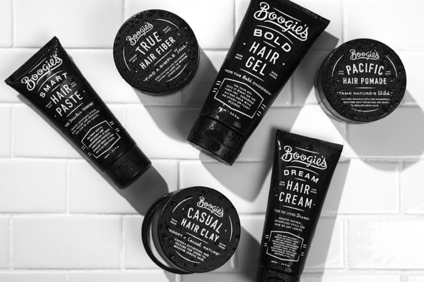 Boogie's Hair Styling Products from Dollar Shave Club