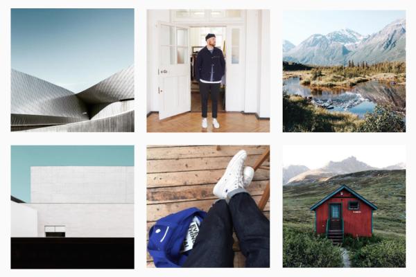Instagram: usrdck, olvh, griffinlamb