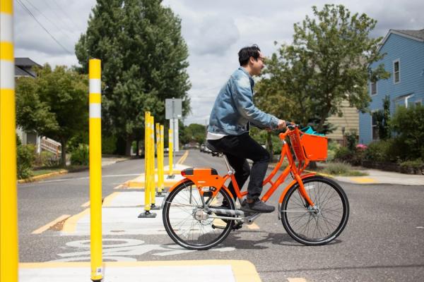Nike x Biketown Bike Share Program for Portland