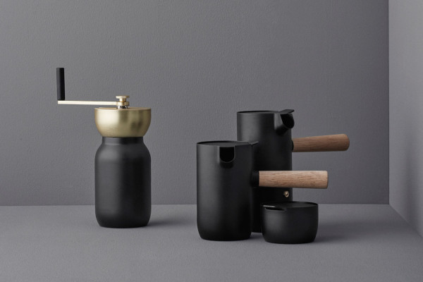 "Something Design x Stelton ""Collar"" Coffee Brewing Collection"