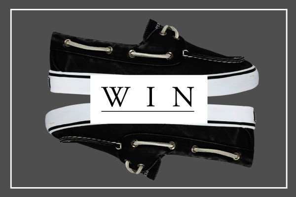 Win: Bahama Sneakers by Sperry