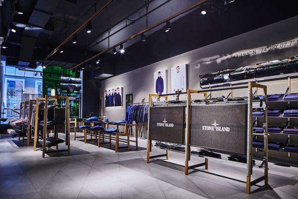 Discover: Stone Island in New York