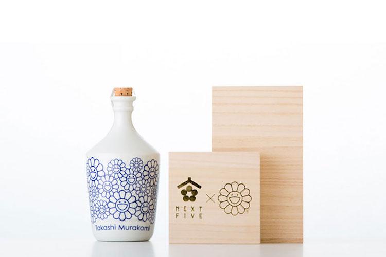 Sake Set by Takashi Murakami x NEXT5