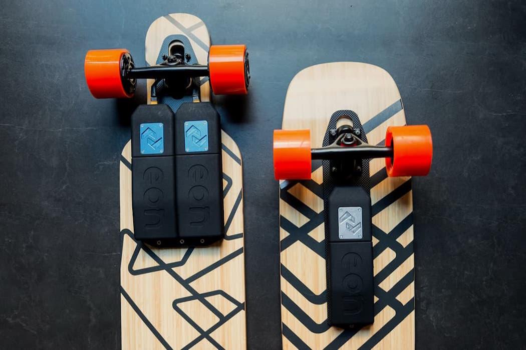 eon Electric Skateboard Powertrain by Unlimited