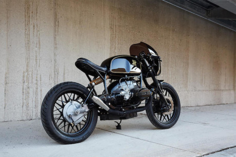 Federal Moto's BMW R100 'The Five'