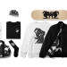 "HUF X Cleon Peterson ""In Killing We Live"" Capsule Collection thumbnail"