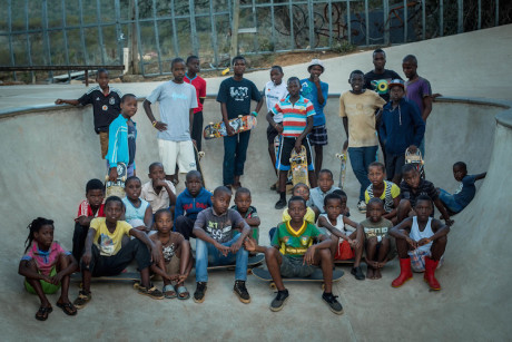 Indigo Youth Movement: Skating in South Africa