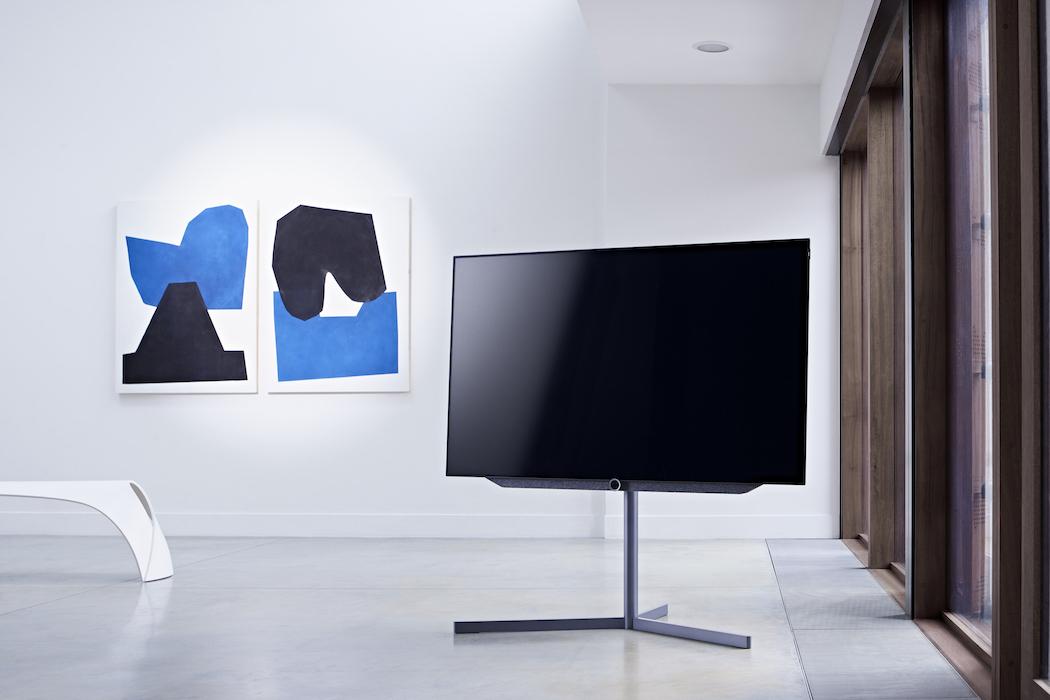 Loewe bild 7 OLED-TV with VantaVisionDAAN