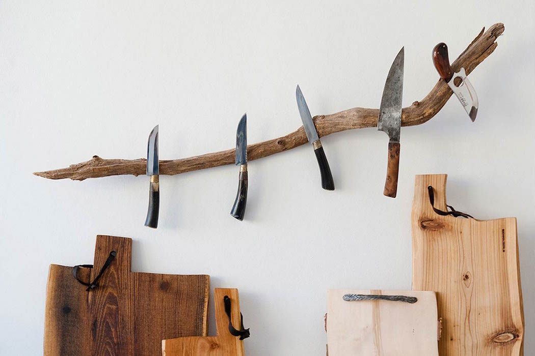Messerast Knife Rack by Buchholzberlin