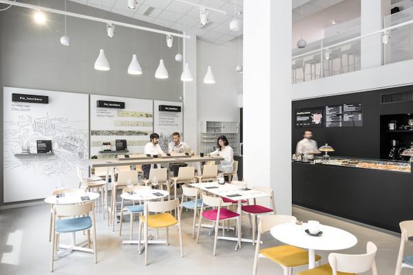 Discover: Moleskine Café in Milan