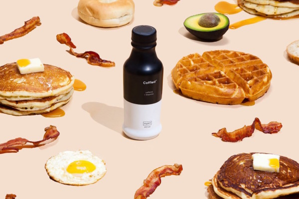 Breakfast in a Bottle: Coffiest by Soylent