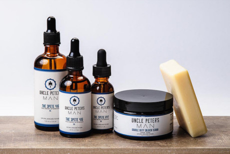 Multi-Purpose Organic Skincare by Uncle Peter's Man