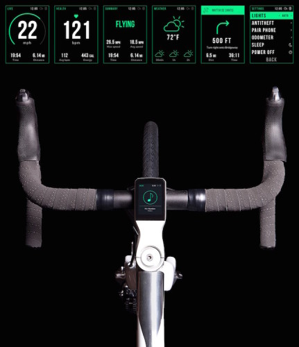 Volata Cycles: The Smart Bicycle with a Digital Brain