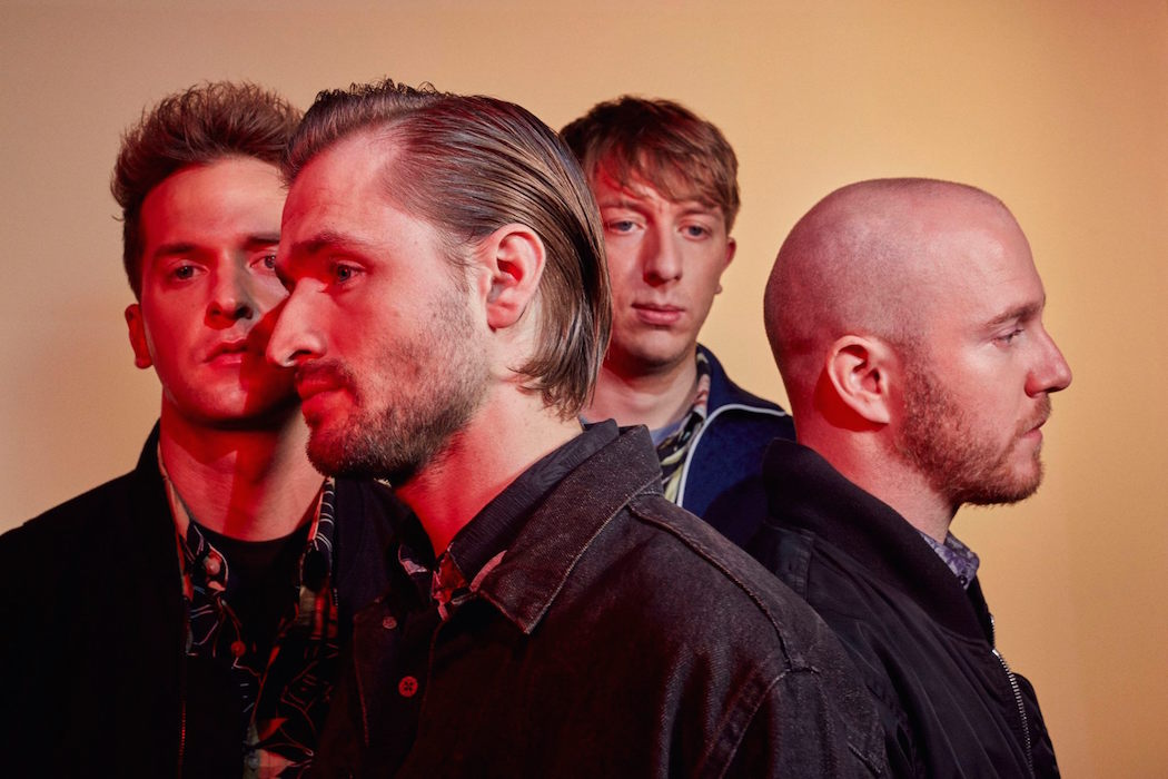 Album: Boy King by Wild Beasts